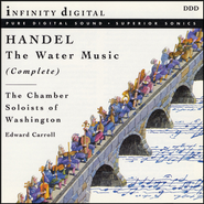 Water Music: Water Music/XVII. (Air)  [Music Download] -     By: Edward Carroll, Chamber Solists of Washington
