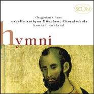 Gregorian Chant Ii - Hymns  [Music Download] -     By: Capella Antiqua Munchen, Korad Ruhland