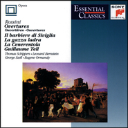 Rossini: Overtures  [Music Download] -     By: New York Philharmonic, Columbia Symphony Orchestra, The Cleveland Orchestra