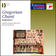 Gregorian Chant - Sequences  [Music Download] -     By: capella antiqua Munchen, Konrad Ruhland