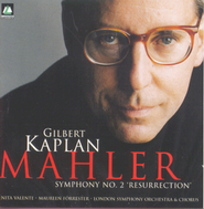 Mahler: Symphony No. 2 Resurrection  [Music Download] -     By: Gilbert Kaplan