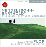 "Symphony No. 5 in D, Op. 107 ""Reformation"": Andante con moto; Allegro vivace (Chorale: Ein' feste Burg ist unser Gott)  [Music Download] -     By: Claus Peter Flor"