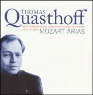 Mentre ti lascio, o figlia - Aria for Bass, K. 513  [Music Download] -     By: Thomas Quasthoff