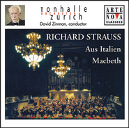 Richard Strauss: Aus Italien; Macbeth  [Music Download] -     By: David Zinman