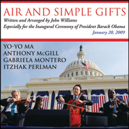 Air and Simple Gifts  [Music Download] -     By: Yo-Yo Ma