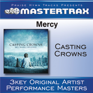 Mercy (High without background vocals)  [Music Download] -     By: Casting Crowns