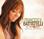 My Paper Heart: Dented Fender Sessions  [Music Download] -     By: Francesca Battistelli
