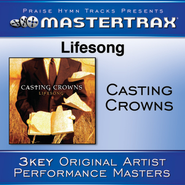 Lifesong [Performance Tracks]  [Music Download] -     By: Casting Crowns