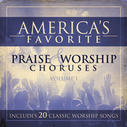 America's Favorite Praise and Worship Choruses  [Music Download] -