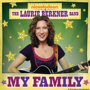 My Family  [Music Download] -     By: The Laurie Berkner Band