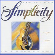 Volume 2 - Guitar  [Music Download] -              By: Simplicity