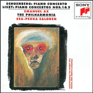 Schoenberg: Piano Concerto; Liszt: Piano Concertos Nos. 1 & 2  [Music Download] -     By: Emanuel Ax, The Philharmonia Orchestra, Esa- Pekka Salonen