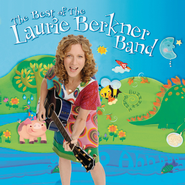 The Best of The Laurie Berkner Band  [Music Download] -     By: The Laurie Berkner Band