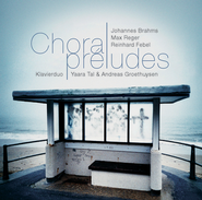 Choral Preludes for Organ, Op. posth. 122: No. 5 Schmucke dich, o liebe Seele  [Music Download] -              By: Tal & Groethuysen