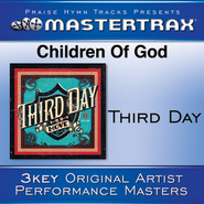 Children Of God (Medium Without Background Vocals)  [Music Download] -     By: Third Day