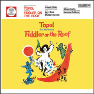 Fiddler on the Roof  [Music Download] -     By: The Original London Cast