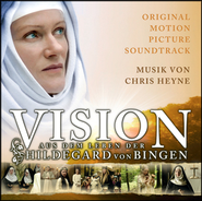 Vision - The Life of Hildegard von Bingen (Original Soundtrack): Waschung der Toten  [Music Download] -     By: Vision (Original Soundtrack)