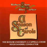 Silent Night  [Music Download] -              By: The Baylor University A Cappella Choir