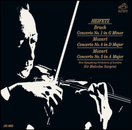 Violin Concerto No. 1 in G Minor, Op. 26: III. Finale: Allegro energico  [Music Download] -     By: Jascha Heifetz
