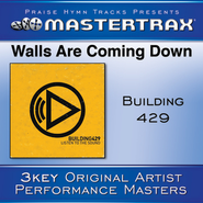 Walls Are Coming Down  [Music Download] -              By: Building 429