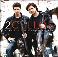 Welcome To The Jungle  [Music Download] -     By: 2CELLOS (Sulic & Hauser)