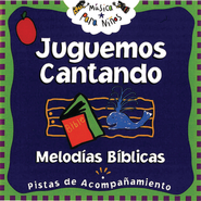 Juguemos Cantando Melodias Biblicas  [Music Download] -     By: FairHope Kids
