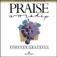 Forever Grateful  [Music Download] -     By: Marty J. Nystrom