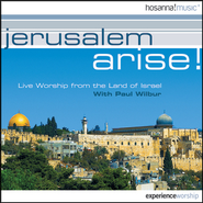 Jerusalem Arise  [Music Download] -     By: Paul Wilbur