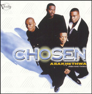 Strength Of My Heart  [Music Download] -     By: Abakhethwa, The Chosen