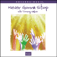 He Knows My Name  [Music Download] -     By: Tommy Walker