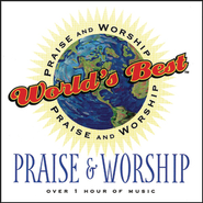 World's Best Praise & Worship Vol 1  [Music Download] -     By: Various Artists