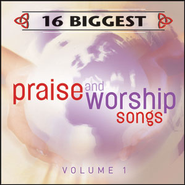 16 Biggest Praise and Worship Songs Volume 1  [Music Download] -     By: Various Artists