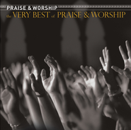 The Very Best Of Praise & Worship  [Music Download] -     By: Various Artists