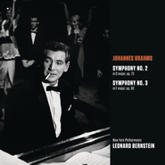 Brahms: Symphony No. 2 in D major, op. 73; Symphony No. 3 in F major, op. 90  [Music Download] -     By: Leonard Bernstein