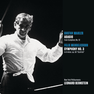 "Mahler: Symphony No. 10: Adagio; Mendelssohn: Symphony No. 3 in A minor, op 56 ""Scottish""  [Music Download] -     By: Leonard Bernstein"