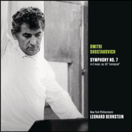 "Shostakovich: Symphony No. 7 in C major, op. 60 ""Leningrad""  [Music Download] -     By: Leonard Bernstein"