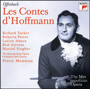 Les Contes d'Hoffmann: Je vois qu'on est en fete!  [Music Download] -     By: Clifford Harvuot, Rise Stevens, Alessio De Paolis
