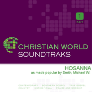 Hosanna  [Music Download] -              By: Michael W. Smith