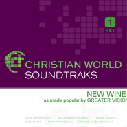 New Wine  [Music Download] -              By: Greater Vision