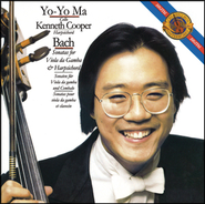 Bach: Sonatas for Viola da Gamba and Harpsichord (Remastered)  [Music Download] -     By: Yo-Yo Ma, Kenneth Cooper