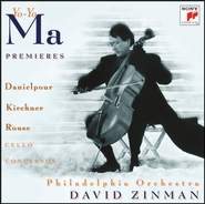 Music for Cello and Orchestra  [Music Download] -     By: Yo-Yo Ma, David Zinman, Philadelphia Orchestra