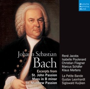 Bach: Sacred Arias  [Music Download] -     By: Rene Jacobs