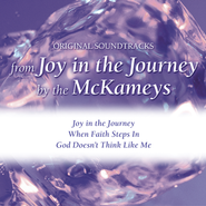 Joy In The Journey No background vocals (Performance Track)  [Music Download] -              By: The McKameys