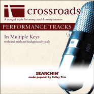 Searchin' (Made Popular By The Talley Trio) (Performance Track)  [Music Download] -