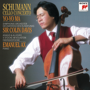 Schumann: Cello Concerto; Adagio & Allegro; Fantasiestucke (Remastered)  [Music Download] -     By: Yo-Yo Ma