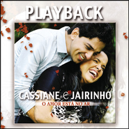 O tempo (Playback)  [Music Download] -     By: Cassiane & Jairinho