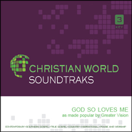 God So Loves Me   [Music Download] -     By: Greater Vision
