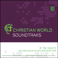 If I'm Guilty  [Music Download] -     By: Aaron Crabb, Amanda Crabb