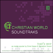 That's Why  [Music Download] -     By: Ernie Haase & Signature Sound