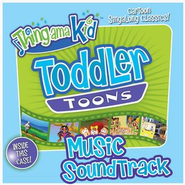 Head Shoulders Knees And Toes (Toddler Toons Music Album Version)  [Music Download] -     By: Thingamakid